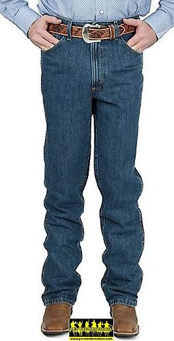 Cinch Bronze Label - Dark Stonewash Jeans