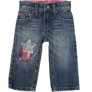 All Around Baby Star Patch Jean