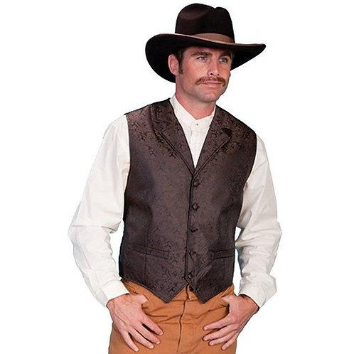 Men's Scully Vest RW093BRN