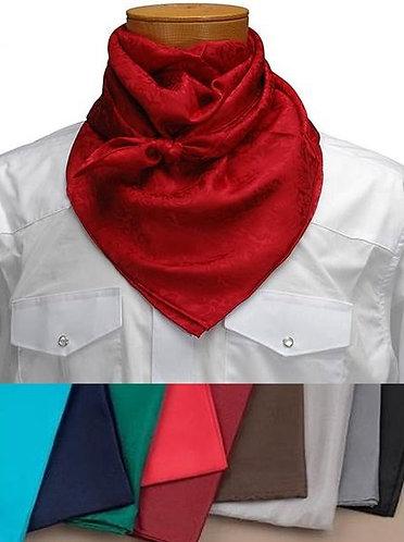 M&F Jacquard Silk Wild Rags