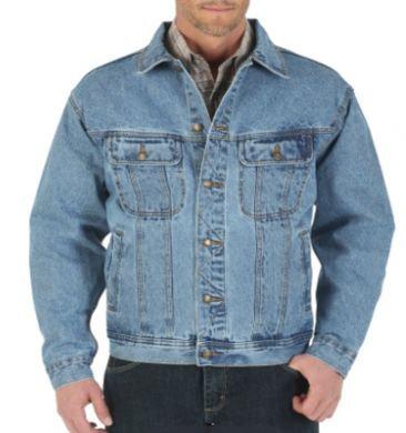Wrangler Rugged Wear® Denim Jacket Vintage Indigo