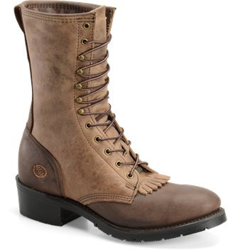 """Double H Boot Mens 10"""" Domestic AG7™ DH9526"""