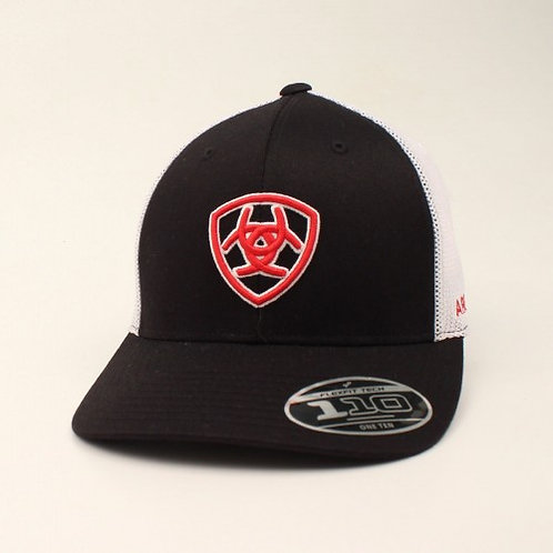Ariat Red Shield - Ball Cap