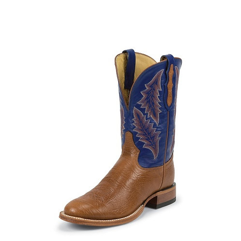 TONY LAMA Crockett Tan is an 11-inch tall men's San Saba™ Men's Boots SS3002