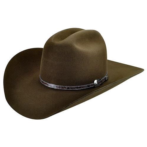 Roderick 3X Western Hat
