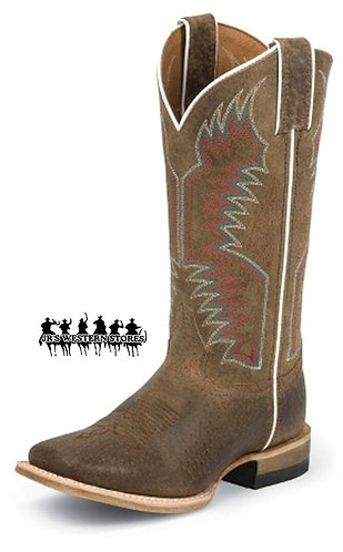 Justin Bent Rail Sierra Tan Kid's Boot