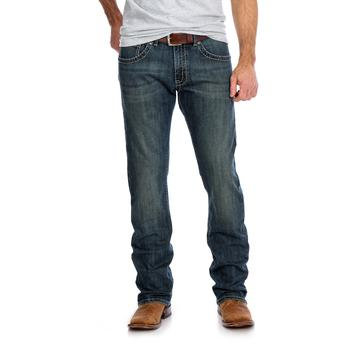 Rock 47® By Wrangler® Slim Straight Jean - MRS47BP - Back Up
