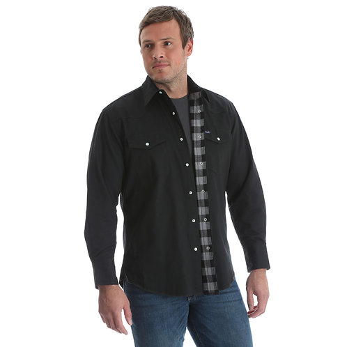 Authentic Cowboy Cut® Work Shirt - Flannel Lined