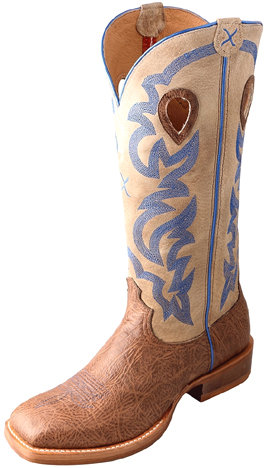 Twisted X Buckaroo Boots Men's New West / Old West Buckaroo Boots Twisted X Buck
