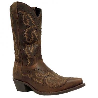 Laredo Men's Brandy Snip Toe Boots #68419