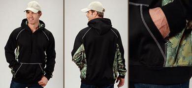 Roper Bonded Fleece Hooded Sweatshirt Men's