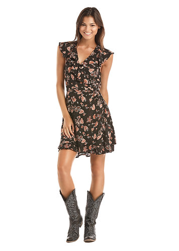ROCK AND ROLL COWGIRL SLEEVELESS WRAP
