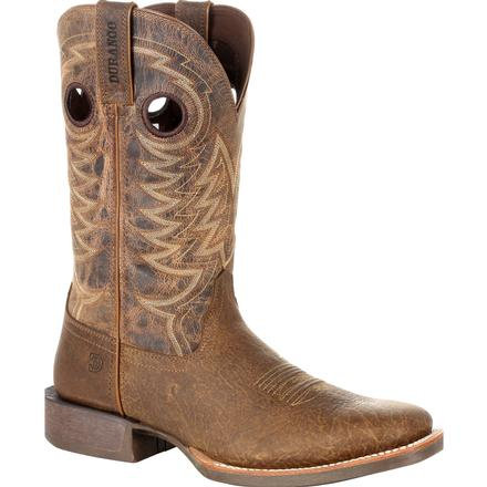 DURANGO REBEL PRO BROWN WESTERN BOOT