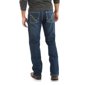 Rock 47® By Wrangler® Slim Boot Jean - MRB47SB - Soundboard