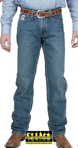 Cinch White Label -  Medium Stonewash Jeans