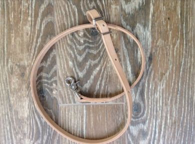 Tie down,Leather S/P 3/4in Russ 12075,
