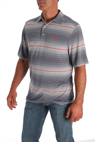 CINCH MENS S/S ARENAFLEX POLO 7/20 - MUL