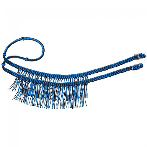 Knot.Competition Rein W/Fringe