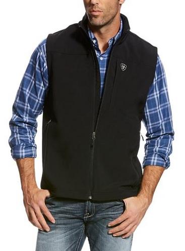 Ariat® Men's Vernon 2.0 Softshell Vest 10023335