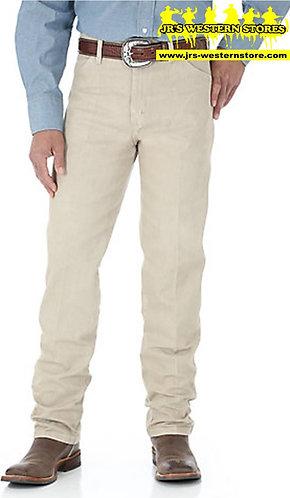 Wrangler Cowboy Cut Tan Jeans