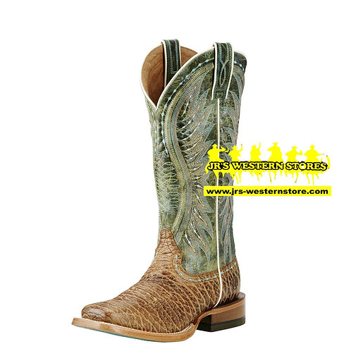Ariat Women's Vaquera Misty Turquoise Elephant