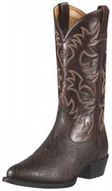 Ariat Men's Chocolate Elephant Boot #10010935