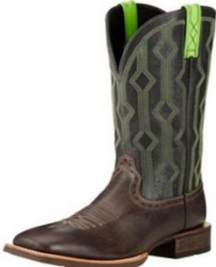 Ariat Mens Live Wire Chocolate Vintage- 10017385