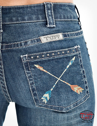 Cowgirl Tuff Pathmaker Jeans