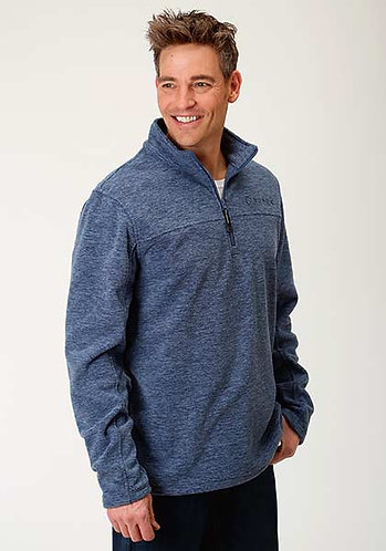 ROPER CRO FLEECE PULLOVER JACKET,