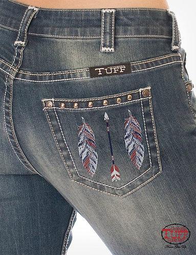 Cowgirl Tuff Free Spirit Jeans