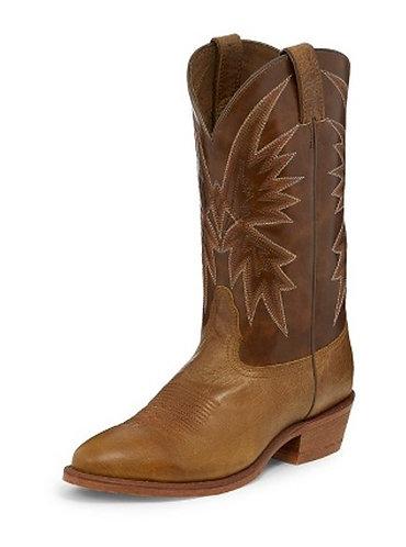 Nocona Mens Tan Vintage Caballo Boots NB6003