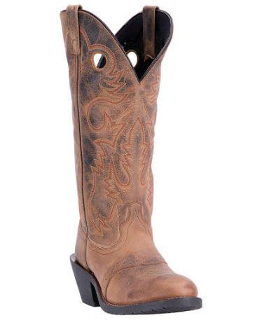 Laredo Men's Hank Brown Western Boots 62053