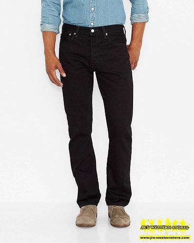 Levi's 501 Black Original Fit Jeans