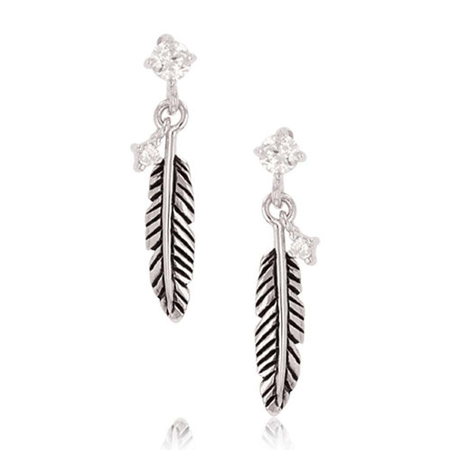 MS Feather Whispers Earrings