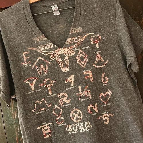 XO Cattle Co. by XOXO Art&Co.