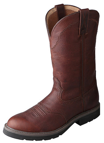 Twisted Men's Western Work Boot