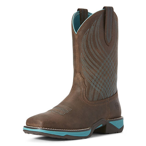 Ariat Womens Anthem Java Cowgirl Boot