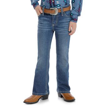 Wrangler Girls' Everyday Jean Boot Cut - 09MWGGN - Griffin