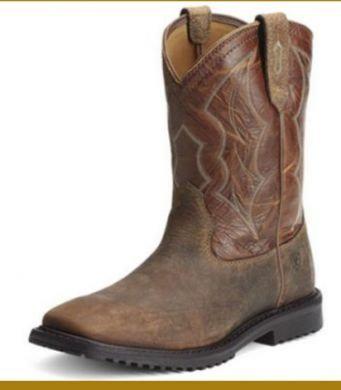 Ariat Mens Rigtek Boots Earth #10012928