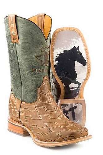 TIN HAUL HORSE POWER,  RIDE FAST SOLE