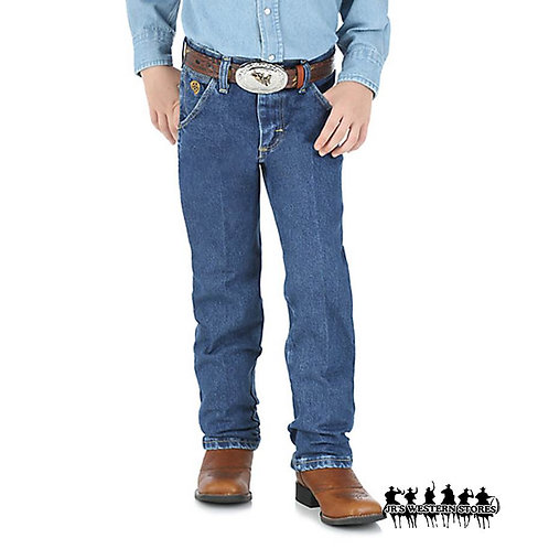 Boys George Straight Original Fit Jeans