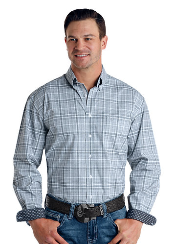 ROUGH STOCK WOLFBORO OMBRE PLAID
