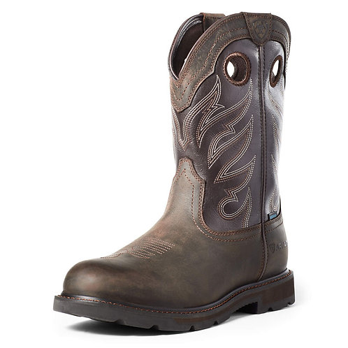 Ariat Groundwork Waterproof Work Boot