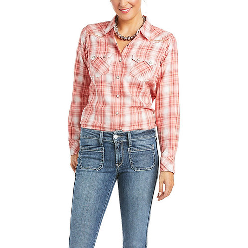 Ariat WOMEN'S REAL Charming Shirt