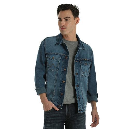 Wrangler® Unlined Denim Jacket Vintage Wash