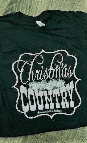 CHRISTMAS IN THE COUNTRY TEE