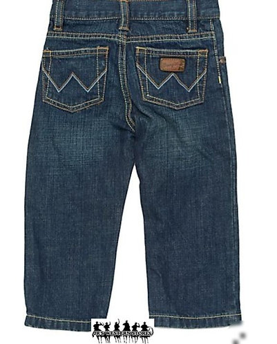 Wrangler Dark Wash Infant Jeans