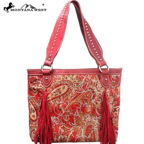 Montana West Bling Bling Collection Handbag