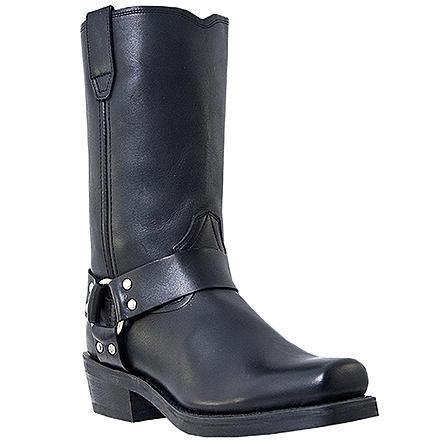 """Dingo Men's Dean 11"""" Cowboy Boot Black DI19057"""