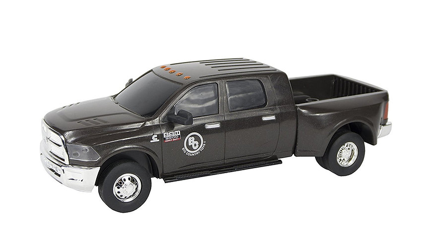Big Country Toys Ram 3500 Mega Cab Dually - 1:20 Scale - Farm & Ranch Toys - Rep